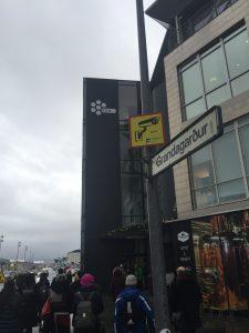 Islannin suurimman pelialan yhtiön CCP:n pääkonttori.